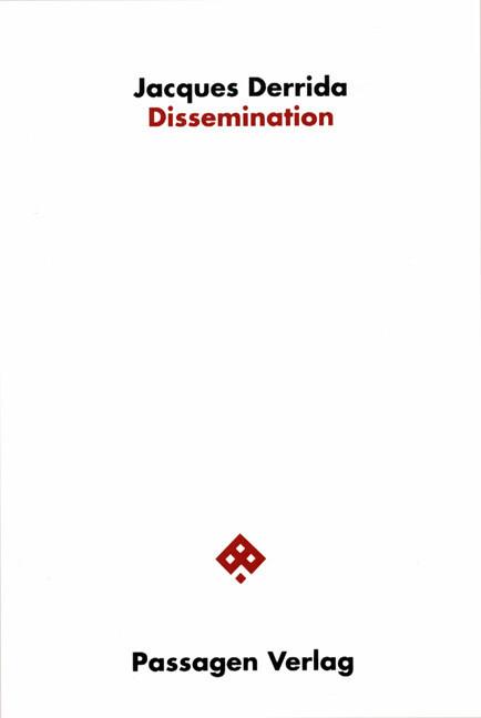 Dissemination als Buch