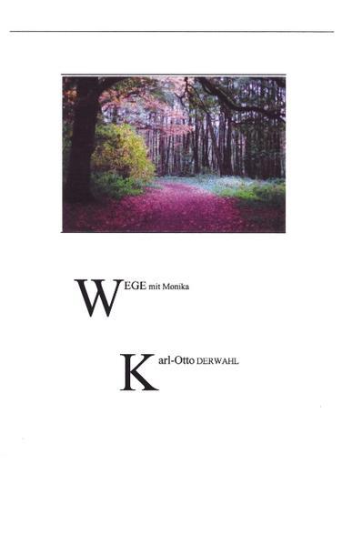Wege mit Monika als Buch