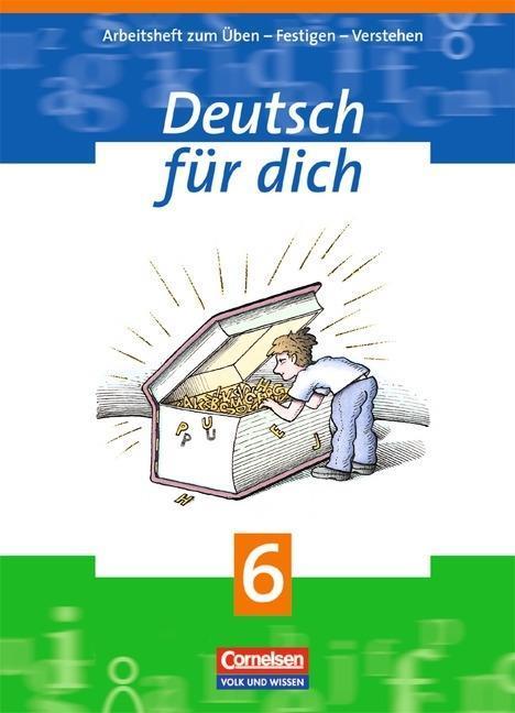 Deutsch für Dich 6. Arbeitsheft als Buch