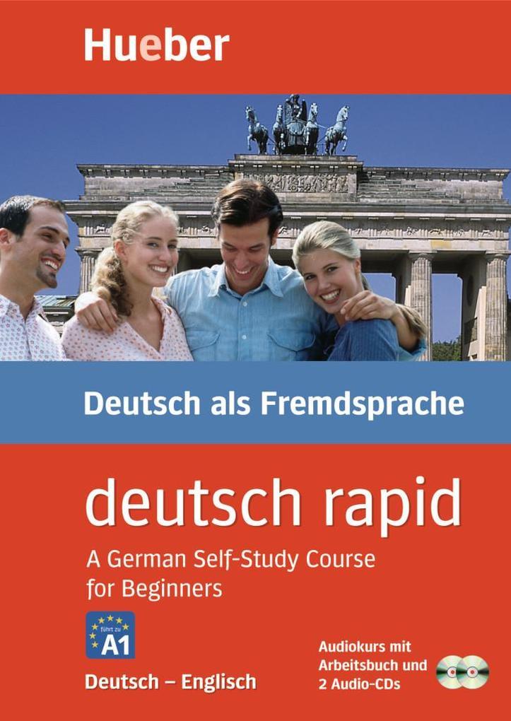 Deutsch rapid. Deutsch - Englisch als Hörbuch
