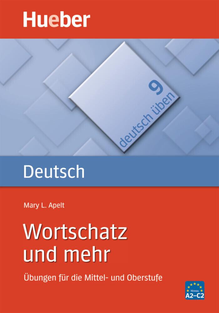 Deutsch üben 09. Wortschatz und mehr als Buch