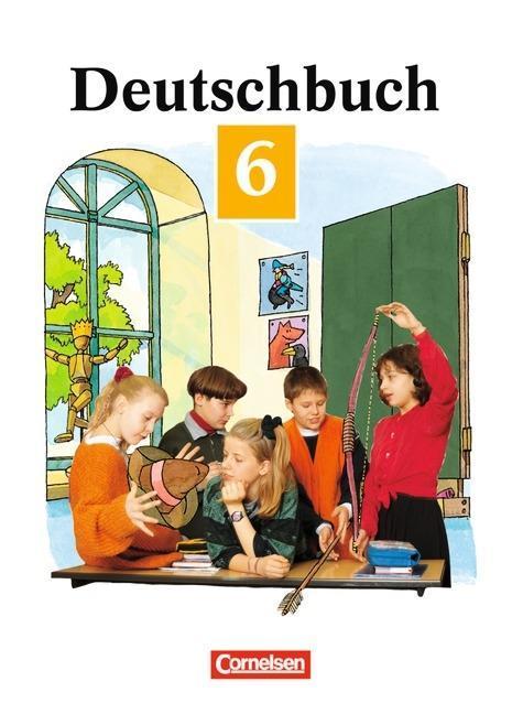 Deutschbuch 6. Neue Rechtschreibung als Buch