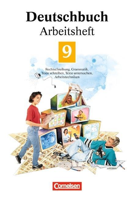 Deutschbuch 9. Neue Rechtschreibung. Arbeitsheft als Buch