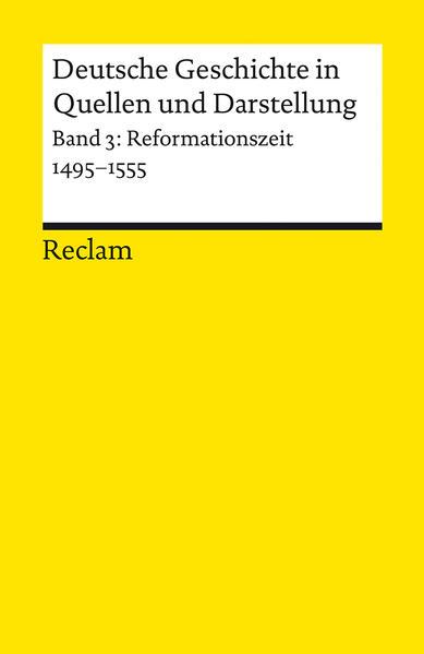 Deutsche Geschichte 3 in Quellen und Darstellungen als Taschenbuch