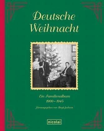 Deutsche Weihnacht als Buch