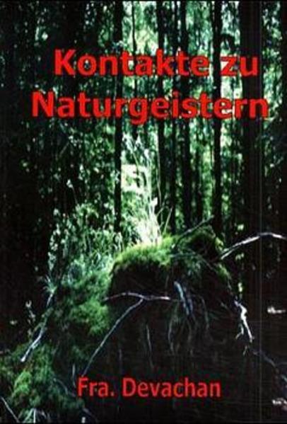 Kontakte zu Naturgeistern als Buch