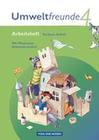 Umweltfreunde 4. Schuljahr. Arbeitsheft Sachsen-Anhalt
