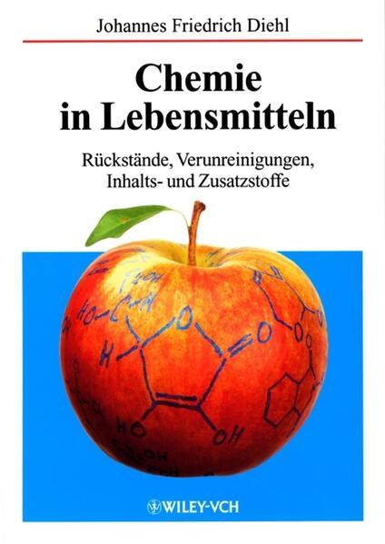 Chemie in Lebensmitteln als Buch