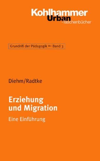 Erziehung und Migration als Taschenbuch