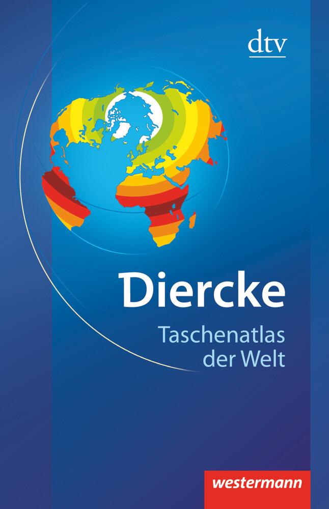 Diercke - Taschenatlas der Welt als Taschenbuch