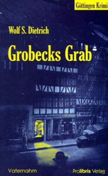 Grobecks Grab als Buch