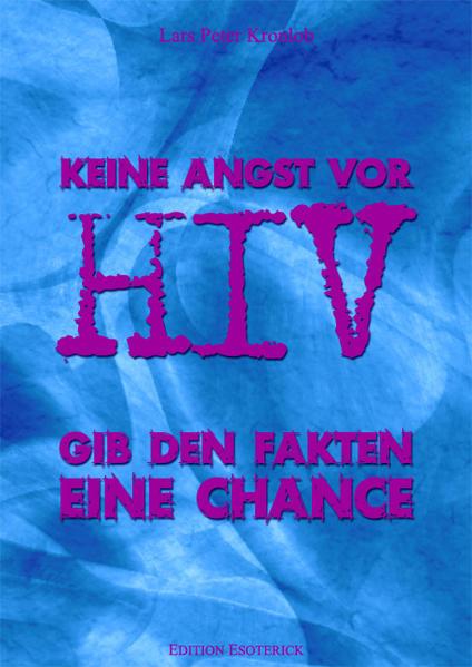 Keine Angst vor HIV als Buch