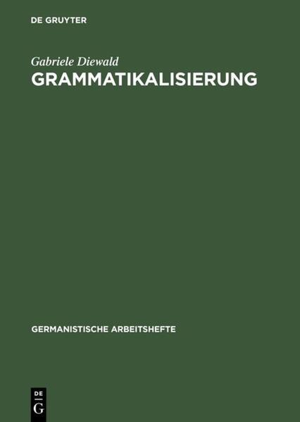 Grammatikalisierung als Buch