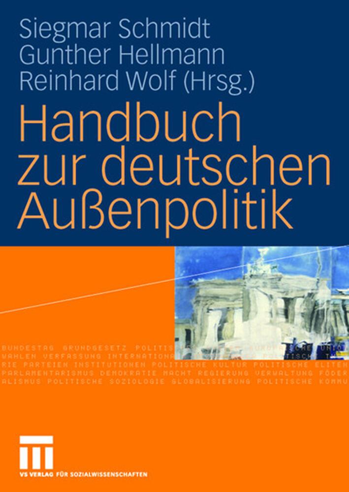 Handbuch zur deutschen Außenpolitik als Buch