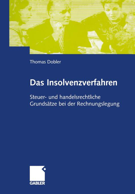 Das Insolvenzverfahren als Buch