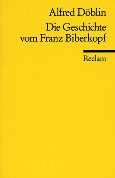 Die Geschichte von Franz Biberkopf als Taschenbuch