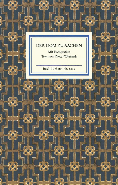 Der Dom zu Aachen als Buch