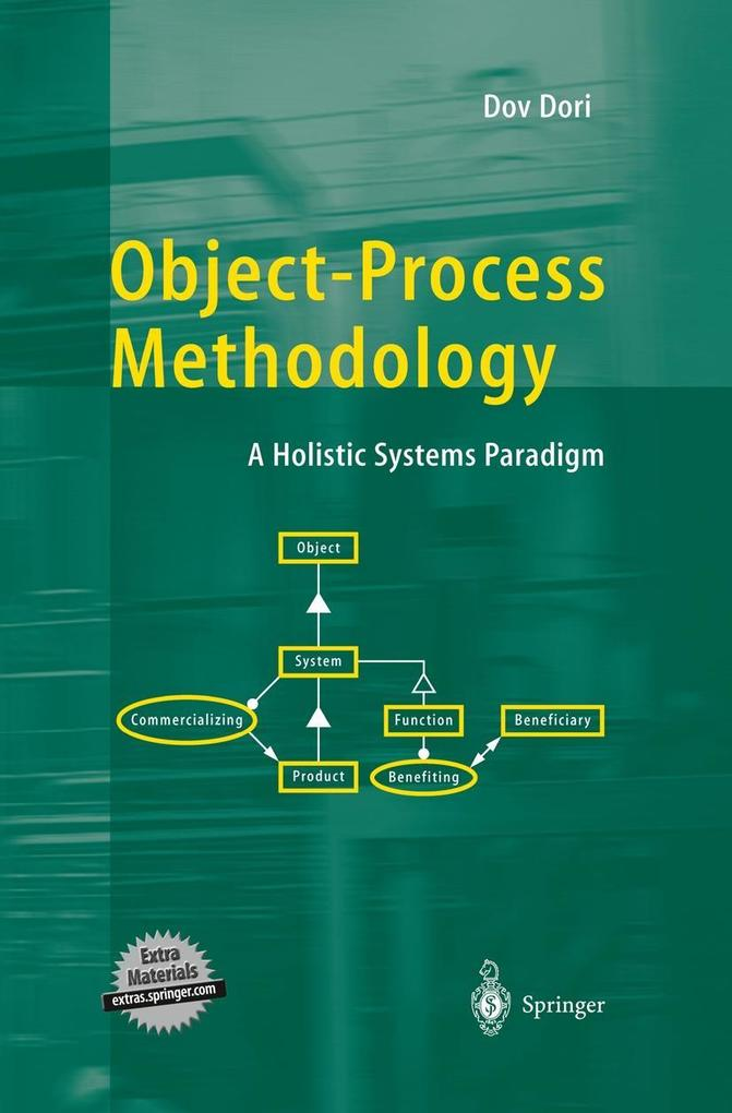 Object-Process Methodology als Buch