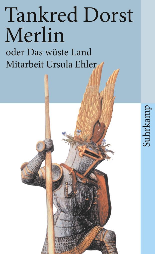 Merlin oder Das wüste Land als Taschenbuch