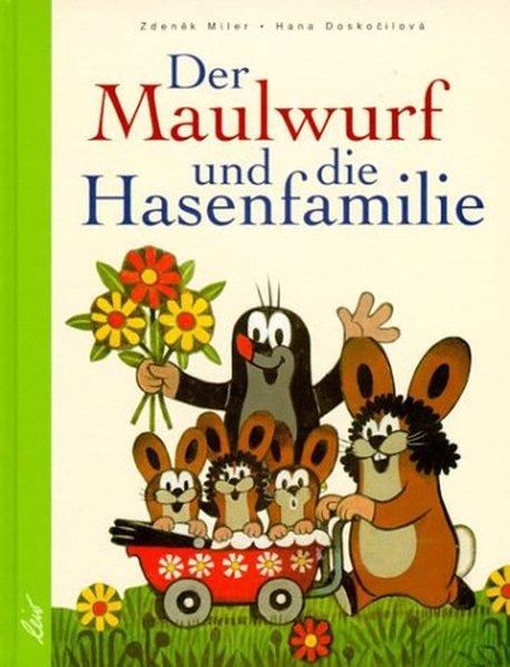Der Maulwurf und die Hasenfamilie als Buch