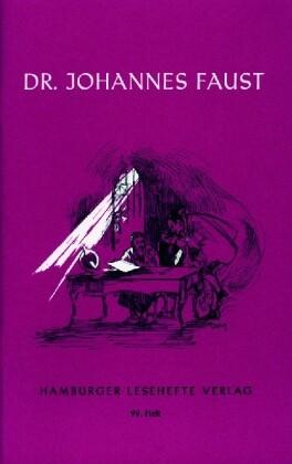 Dr. Johannes Faust als Taschenbuch