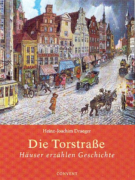 Die Torstraße als Buch