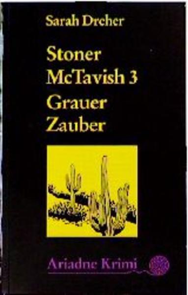 Stoner McTavish III. Grauer Zauber als Taschenbuch