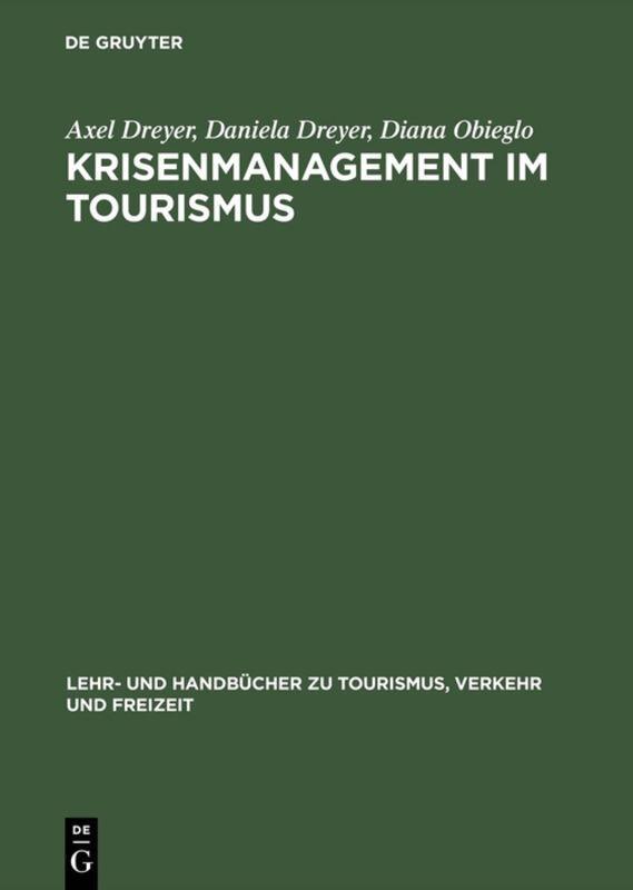 Krisenmanagement im Tourismus als Buch