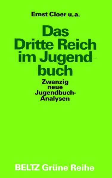 Das Dritte Reich im Jugendbuch als Buch (kartoniert)