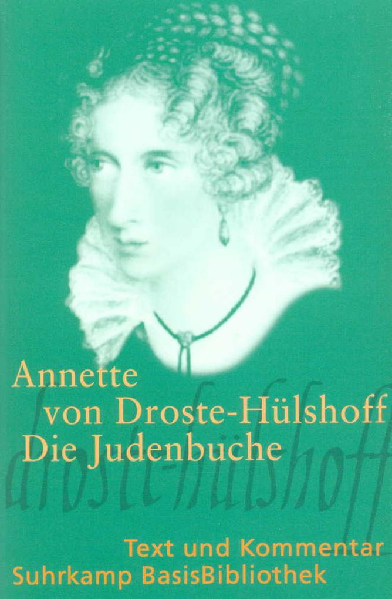 Die Judenbuche. Text und Kommentar als Taschenbuch