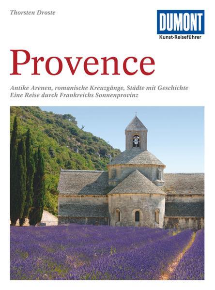 DuMont Kunst-Reiseführer Provence als Buch (kartoniert)