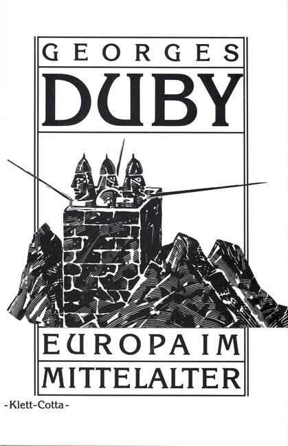 Europa im Mittelalter als Buch