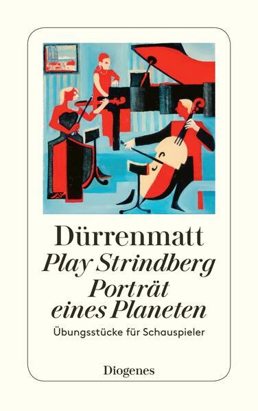 Play Strindberg. Porträt eines Planeten als Taschenbuch