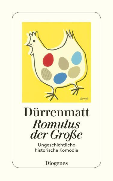 Romulus der Grosse als Taschenbuch