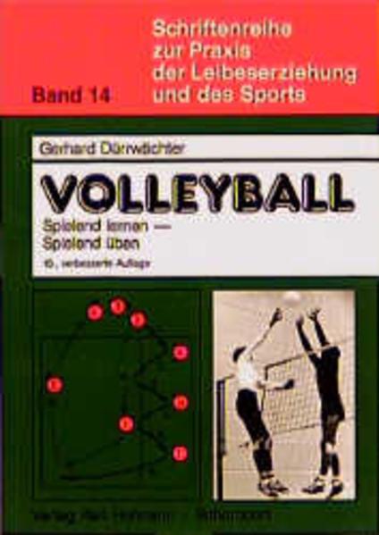 Volleyball als Buch