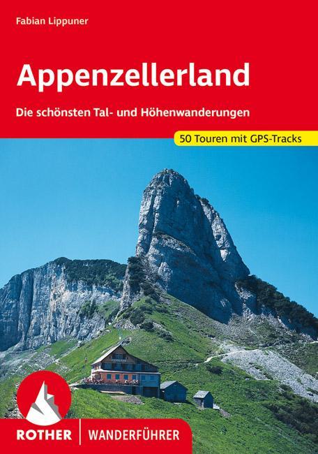 Appenzellerland als Buch