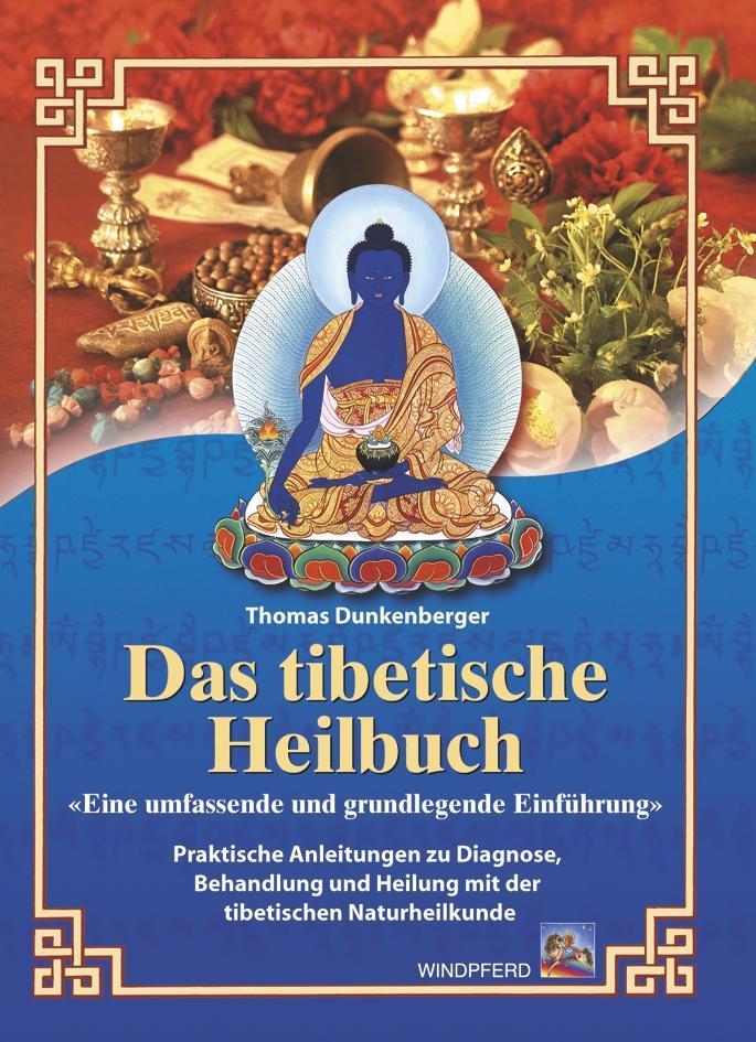 Das tibetische Heilbuch als Buch
