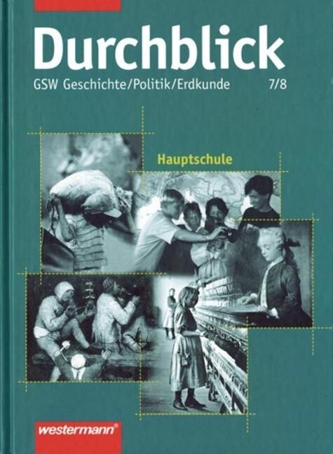 Durchblick 1. 7./8. Schuljahr. Für Hauptschulen in Niedersachsen als Buch