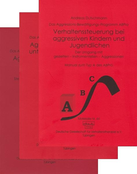Aggressions-Bewältigungsprogramm als Buch