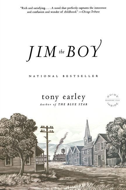 Jim the Boy als Taschenbuch