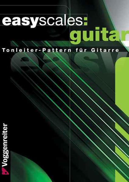 Easy Scales Guitar als Buch