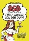958 Verse von der Frau Wirtin an der Lahn