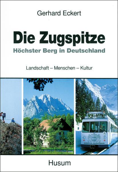 Die Zugspitze als Buch