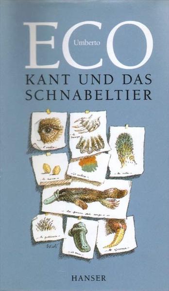 Kant und das Schnabeltier als Buch