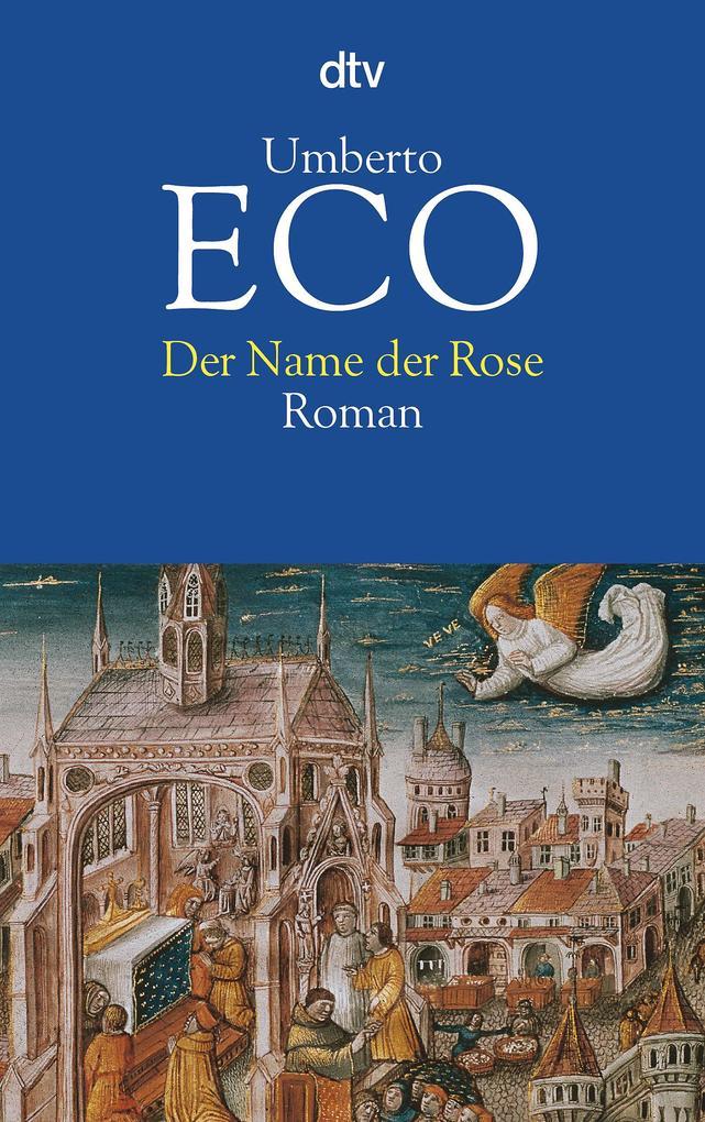 Der Name der Rose als Taschenbuch
