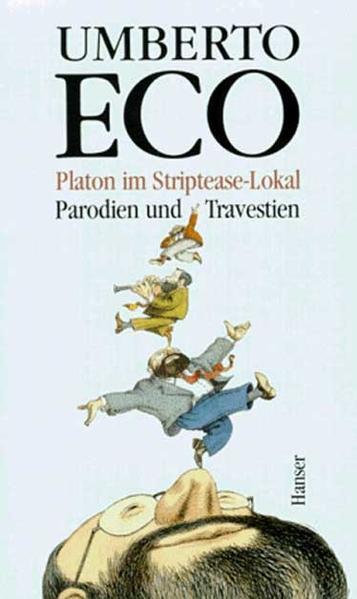 Platon im Striptease - Lokal als Buch