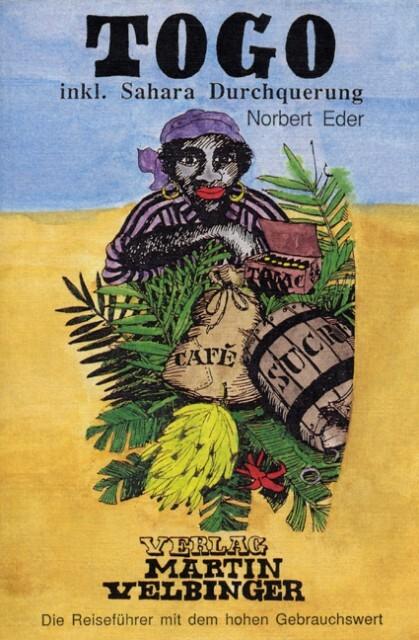 Togo inkl. Sahara Durchquerung als Buch