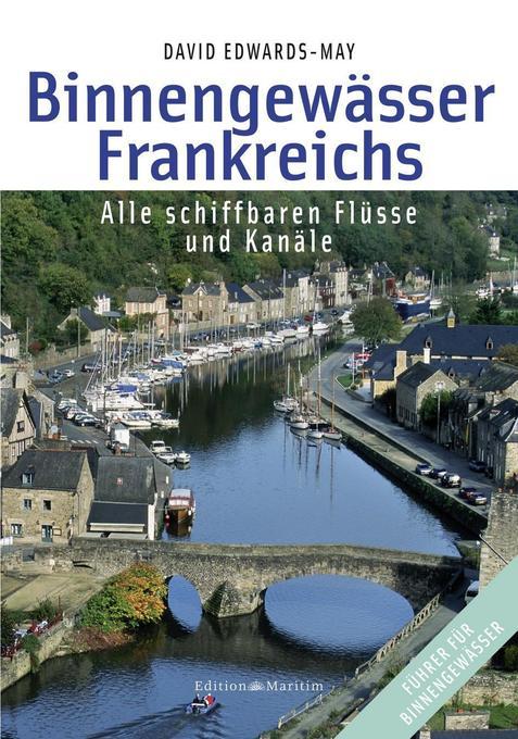 Binnengewässer Frankreichs als Buch