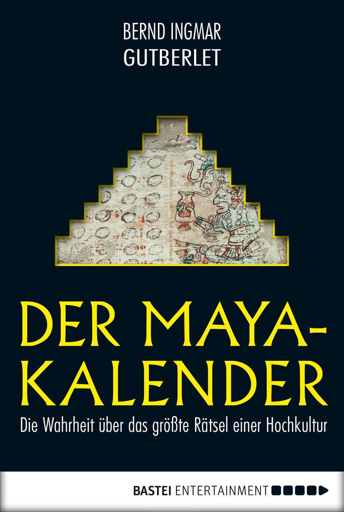 Der Maya-Kalender als eBook epub