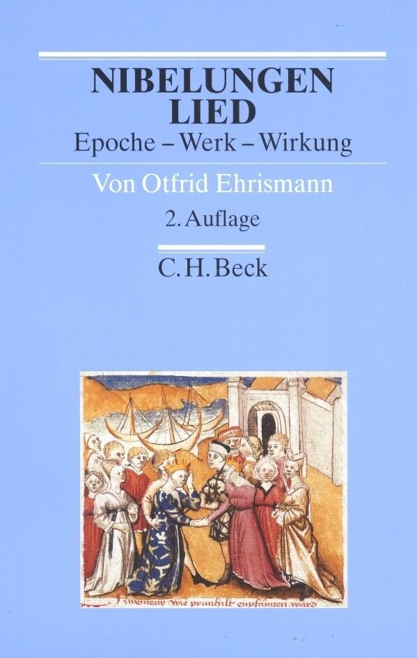Nibelungenlied als Buch